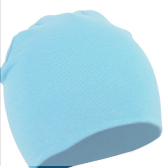 d255c2e8173 Turquoise beanie cap for baby 6 mo.- 3 years